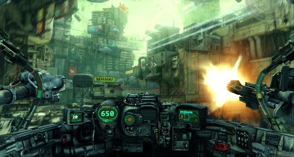Hawken, Idosos Gamers e PS4