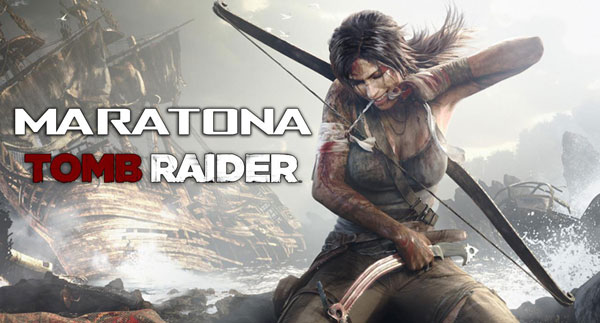 Maratona de Tomb Raider na Gate 2 Gamerz