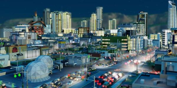 SimCity, Beyond: Two Souls e IllumiRoom