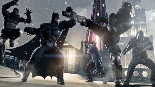 Batman: Arkham Origins, PS4 e Wii U