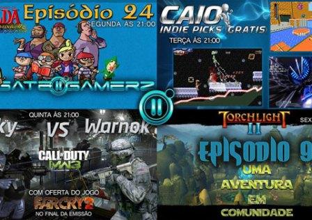 Transmissões Da Semana (27 de Maio 2013)
