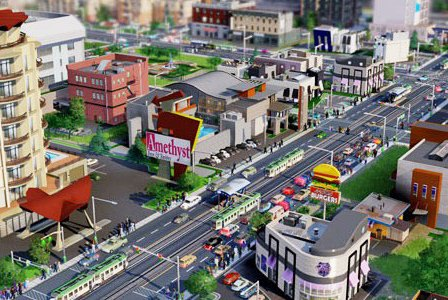 SimCity, Playstation 4 e Nintendo