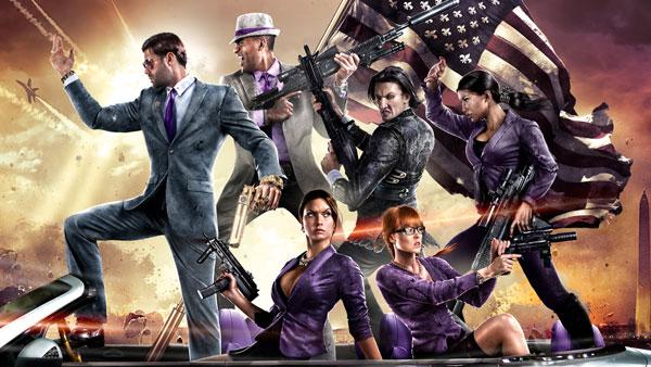 Saints Row IV, Playstation 4, FEZ 2