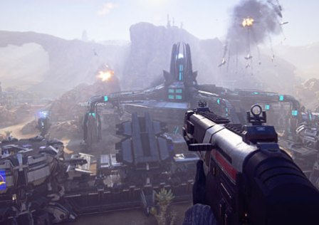 Planetside 2: Próximos Updates Vão Melhorar Performance