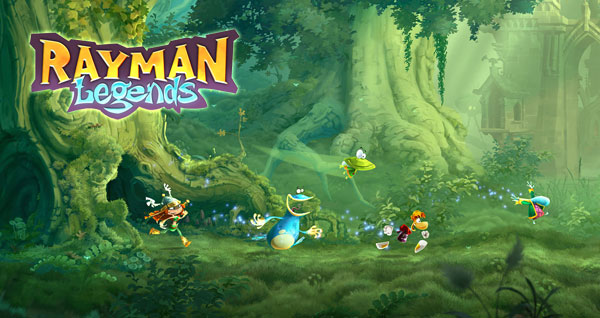 Arrancou a Giveaway do Rayman Legends!