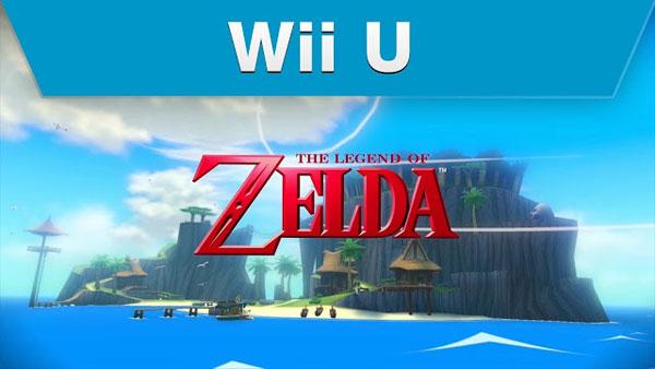 O Belíssimo The Legend of Zelda: The Wind Waker HD