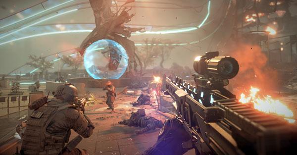 Killzone: Shadow Fall, Comando Steam e Destiny