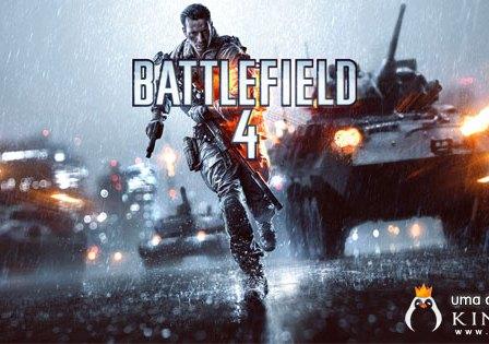 Arrancou a Giveaway de Battlefield 4!