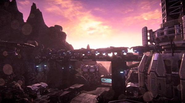 Planetside 2: Update Transforma Amerish