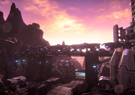 Planetside 2: Update Transforma Amerish