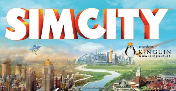 Arrancou a Giveaway de SimCity!