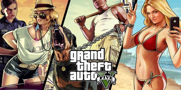 GTA V, PS4 e Destiny