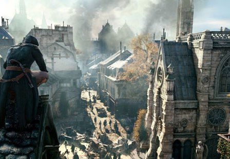 Assassin's Creed Unity: 900p e 30 FPS Foi Propositado