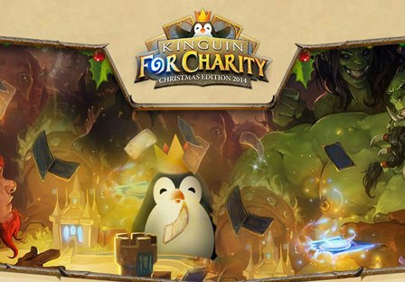 Participa no Kinguin For Charity: Christmas Edition 2014