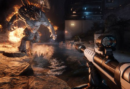 Evolve: Planos Revelados do Conteúdo de Download