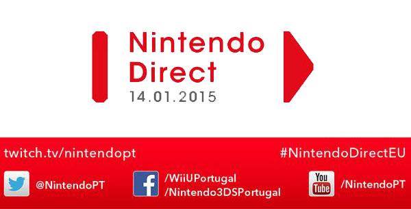 Nintendo Direct: Novas consolas e Outras Novidades