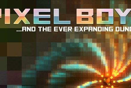 Giveaway: Pixel Boy and the Ever Expanding Dungeon
