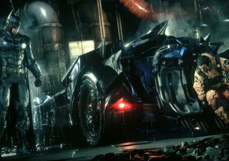 Batman Arkham Knight: Giveaway