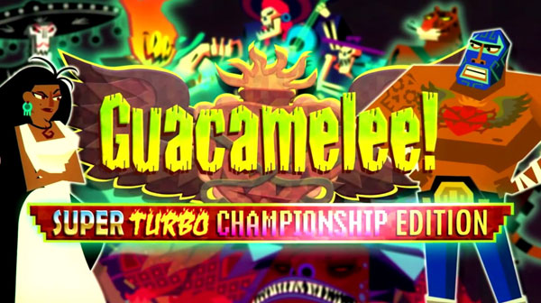 Giveaway: Guacamelee! Super Turbo Championship
