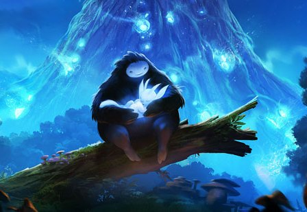 Ori And The Blind Forest é Uma Obra de Arte
