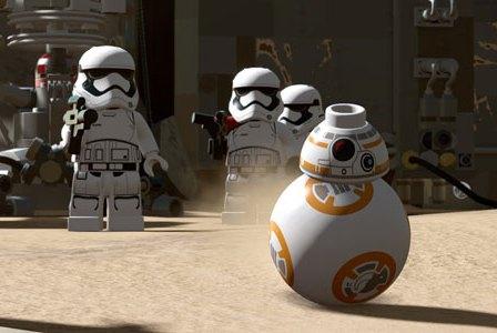 LEGO Star Wars: The Force Awakens Anunciado