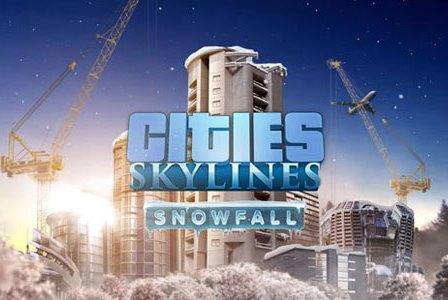 Cities: Skylines Snowfall Chega a 18 de Fevereiro