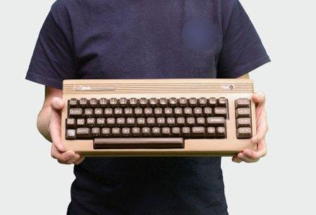 Commodore 64 Poderá Estar de Volta