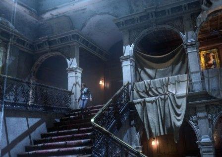 Rise Of Tomb Raider - Croft Manor