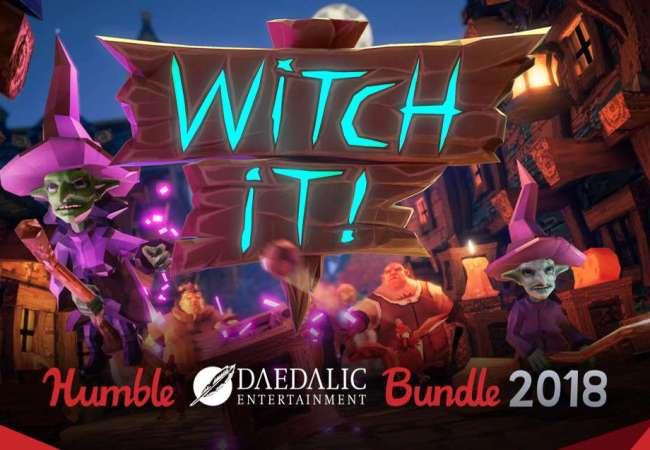 Arrancou o Humble Daedalic Bundle 2018