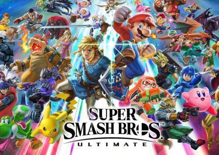 E3 2018 Destaque: Super Smash Bros. Ultimate Chega em Dezembro