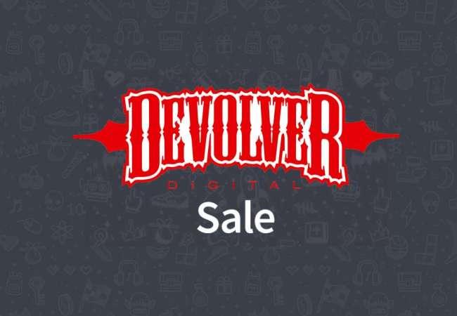 Promoção Da Devolver Digital na Humble Store