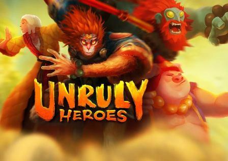 Unruly-Heroes
