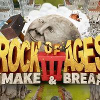 Rock of Ages 3: Defesa de Torres Com Muita Diversão à Mistura