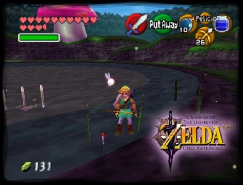 Link's Awakening 64 Screenshot 4