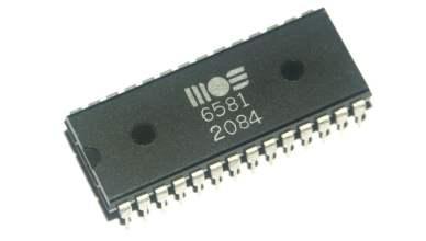 C64 SID Chip