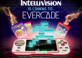 Intellivision games cartridge for Evercade