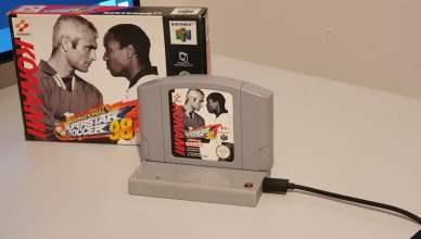 RetroArch Open Hardware Nintendo 64 cartridge reader