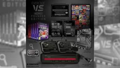 Evercade VS Founder Edition