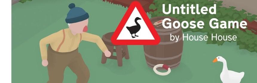 untitled goose game sells 1 million copies logo
