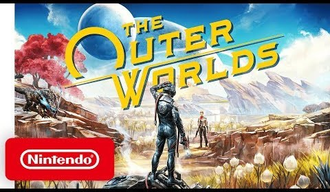 outer worlds switch release date logo