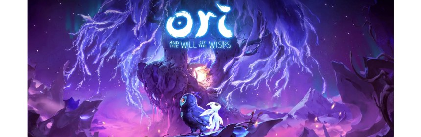 ori and the will of the wisps logo