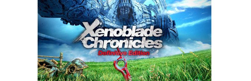 xenoblade chronicles de title screen