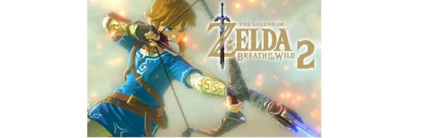 breath of the wild 2 title screen logo