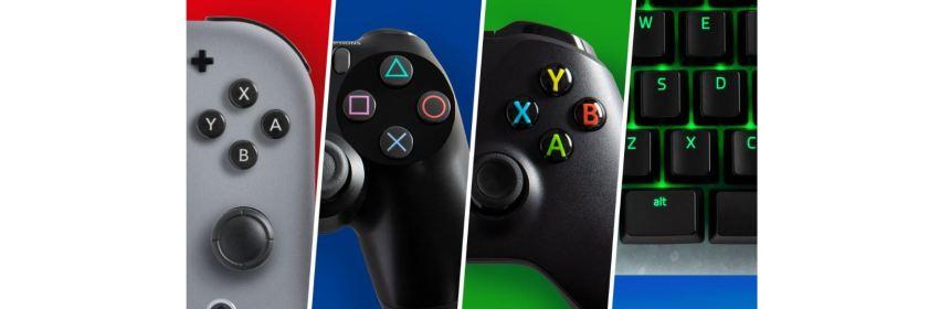 console exclusive games logo