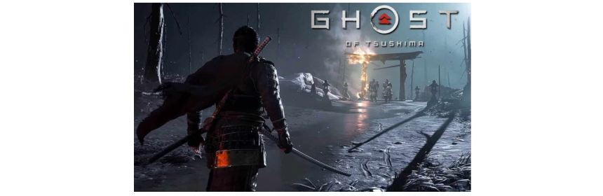 ghost of tsushima patch notes logo