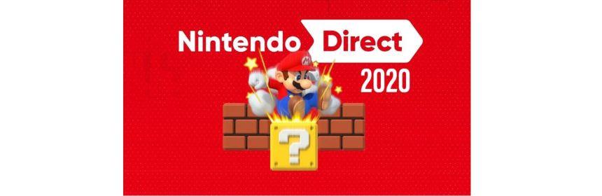 nintendo switch 2020 lineup title screen logo