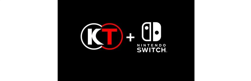 koei tecmo title screen logo