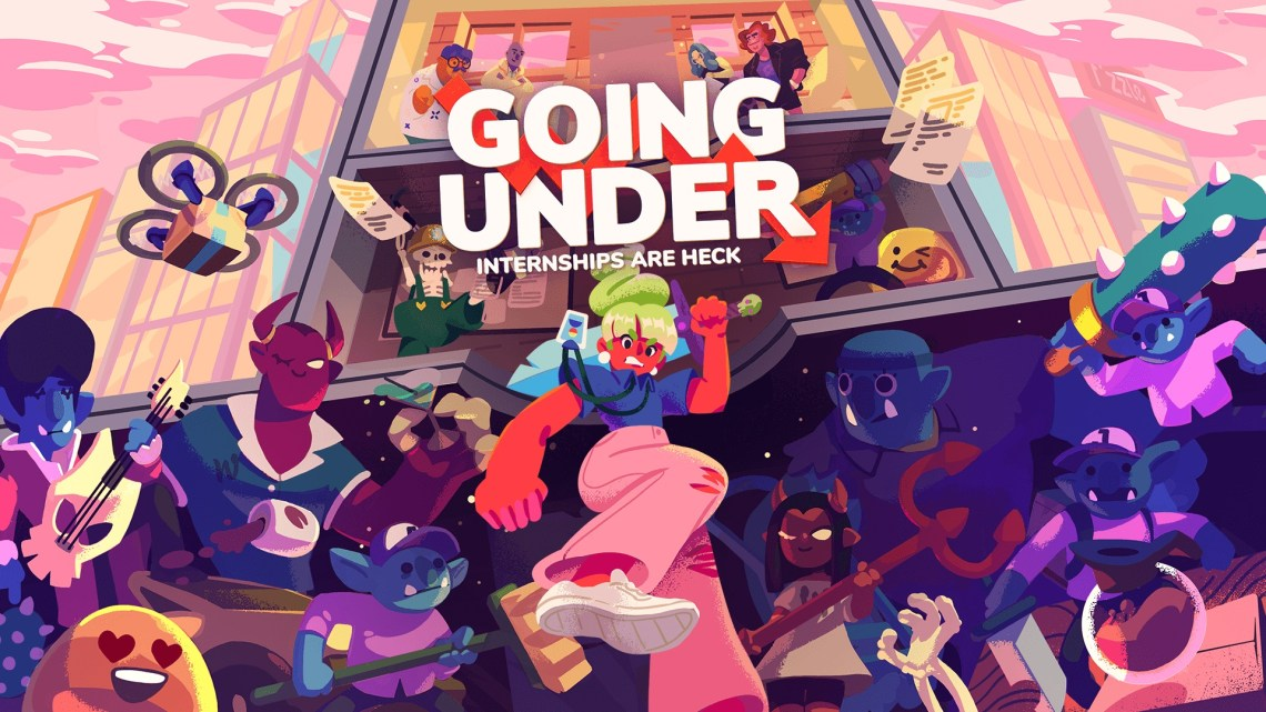 Going Under Review