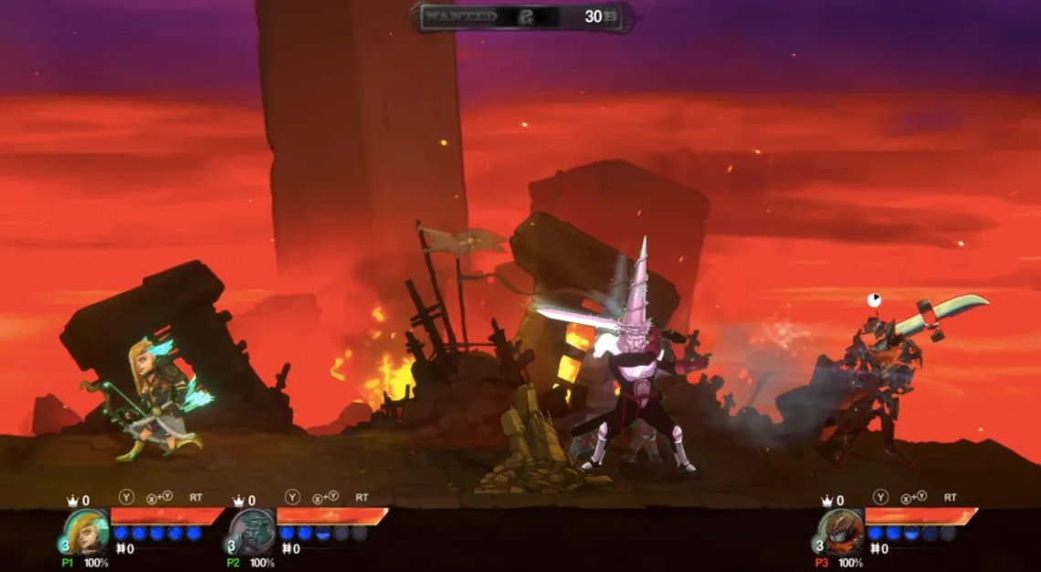 Bounty Battle Review – Worst Game of The Year?