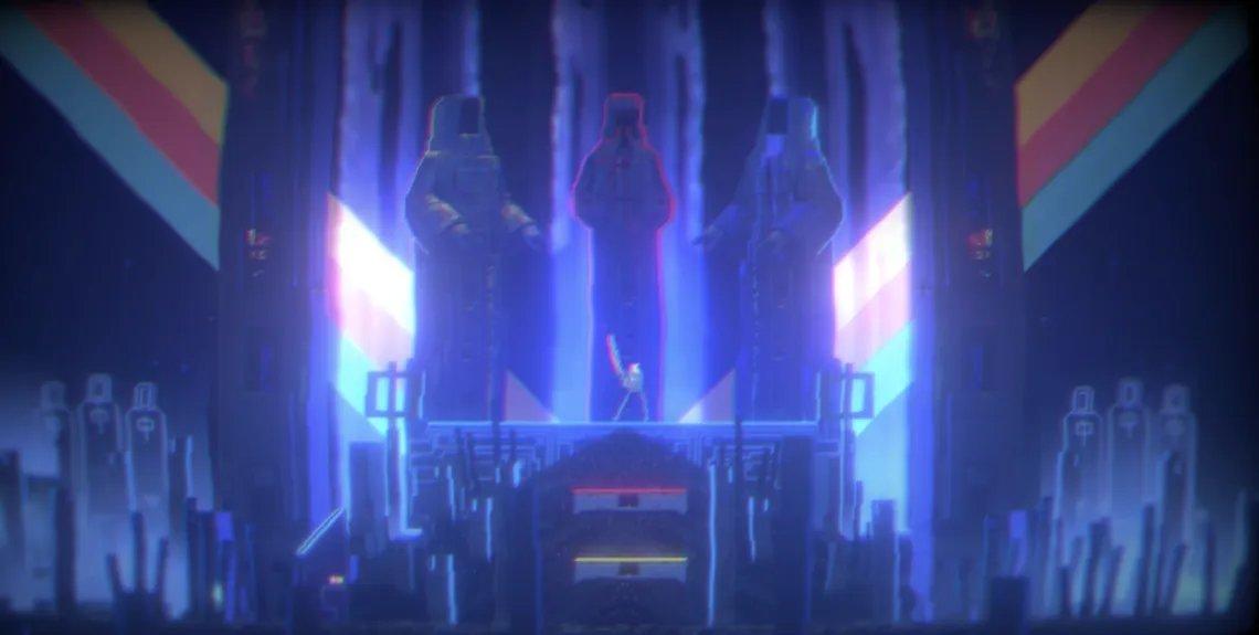 "Team17 announces 1980s inspired mystical techno-adventure ""Narita Boy"""